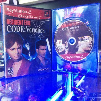 Videojuegos para consola PS2 Resident Evil Code: Veronica X Ecuador Comprar Venden, Bonita Apariencia ideal para los fans, practica, Hermoso material de papel Color como en la imagen Estado usado