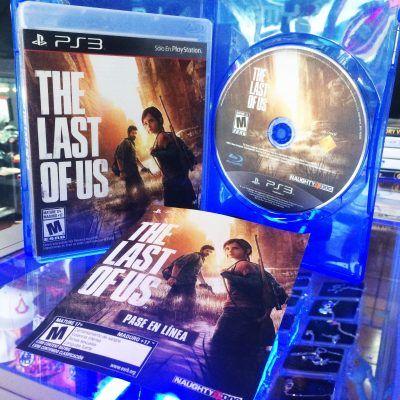 Videojuegos para consola PS3 The Last of Us Ecuador Comprar Venden, Bonita Apariencia ideal para los fans, practica, Hermoso material de papel Color como en la imagen Estado usado