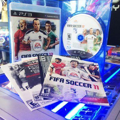 Videojuegos para consola PS3 FIFA Soccer 11 Ecuador Comprar Venden, Bonita Apariencia ideal para los fans, practica, Hermoso material de papel Color como en la imagen Estado usado