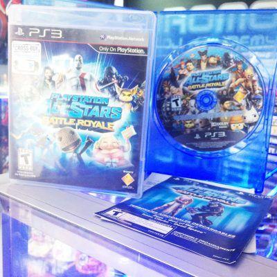 Videojuegos para consola PS3 PlayStation All Stars Battle Royale Ecuador Comprar Venden, Bonita Apariencia ideal para los fans, practica, Hermoso material de papel Color como en la imagen Estado usado