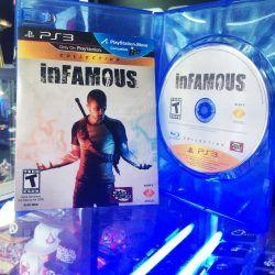 Videojuegos para consola PS3 inFamous Ecuador Comprar Venden, Bonita Apariencia ideal para los fans, practica, Hermoso material de papel Color como en la imagen Estado usado