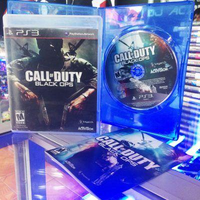 Videojuegos para consola PS3 Call of Duty Black OPS Ecuador Comprar Venden, Bonita Apariencia ideal para los fans, practica, Hermoso material de papel Color como en la imagen Estado usado