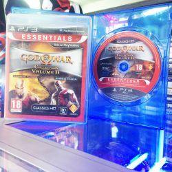 Videojuegos para consola PS3 God of War Collection Ecuador Comprar Venden, Bonita Apariencia ideal para los fans, practica, Hermoso material de papel Color como en la imagen Estado usado