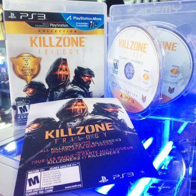 Videojuegos para consola PS3 Kill Zone Trilogy Ecuador Comprar Venden, Bonita Apariencia ideal para los fans, practica, Hermoso material de papel Color como en la imagen Estado usado