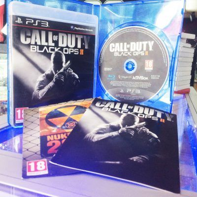 Videojuegos para consola PS3 Call of Duty Black OPS II Ecuador Comprar Venden, Bonita Apariencia ideal para los fans, practica, Hermoso material de papel Color como en la imagen Estado usado