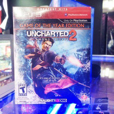 Videojuegos para consola PS3 Uncharted 2 Ecuador Comprar Venden, Bonita Apariencia ideal para los fans, practica, Hermoso material de papel Color como en la imagen Estado usado