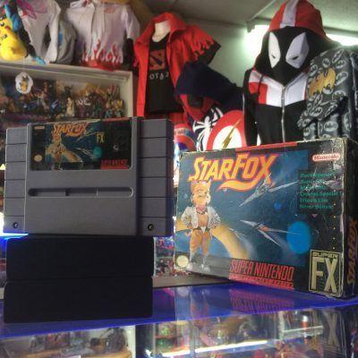 Videojuegos para consola SNES Star Fox Ecuador Comprar Venden, Bonita Apariencia ideal para los fans, practica, Hermoso material de papel Color como en la imagen Estado usado
