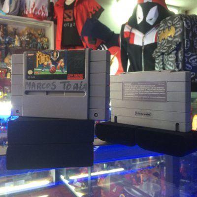 Videojuegos para consola SNES Super Play Action Football Ecuador Comprar Venden, Bonita Apariencia ideal para los fans, practica, Hermoso material de papel Color como en la imagen Estado usado