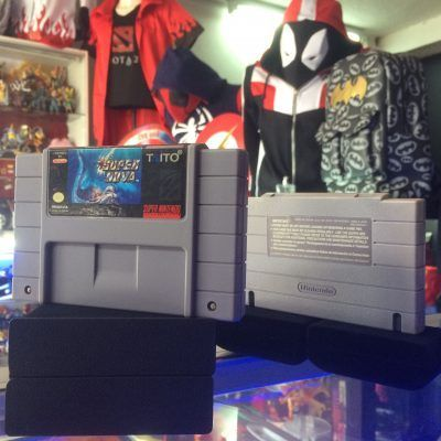 Videojuegos para consola SNES Super Nova Ecuador Comprar Venden, Bonita Apariencia ideal para los fans, practica, Hermoso material de papel Color como en la imagen Estado usado