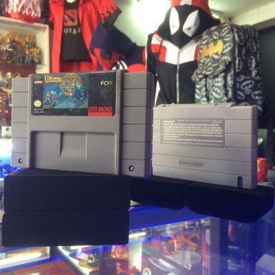 Videojuegos para consola SNES Ultima Ecuador Comprar Venden, Bonita Apariencia ideal para los fans, practica, Hermoso material de papel Color como en la imagen Estado usado