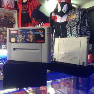 Videojuegos para consola SNES Iron Commando Ecuador Comprar Venden, Bonita Apariencia ideal para los fans, practica, Hermoso material de papel Color como en la imagen Estado usado