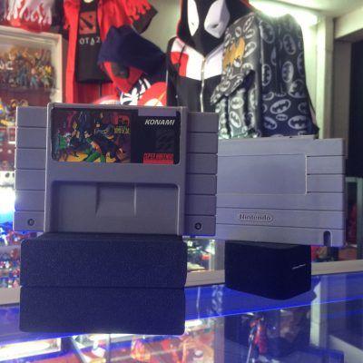 Videojuegos para consola SNES Batman & Robin Ecuador Comprar Venden, Bonita Apariencia ideal para los fans, practica, Hermoso material de papel Color como en la imagen Estado usado