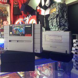 Videojuegos para consola SNES Teenage Mutant Ninja Turtles Ecuador Comprar Venden, Bonita Apariencia ideal para los fans, practica, Hermoso material de papel Color como en la imagen Estado usado