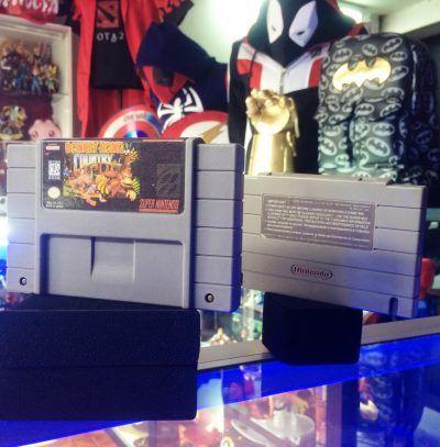 Videojuegos para consola SNES Donkey Kong Country Ecuador Comprar Venden, Bonita Apariencia ideal para los fans, practica, Hermoso material de papel Color como en la imagen Estado usado