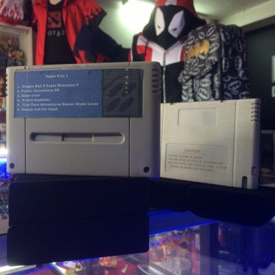 Videojuegos para consola SNES Super 6 en 1 Ecuador Comprar Venden, Bonita Apariencia ideal para los fans, practica, Hermoso material de papel Color como en la imagen Estado usado