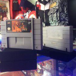 Videojuegos para consola SNES The Lion King Ecuador Comprar Venden, Bonita Apariencia ideal para los fans, practica, Hermoso material de papel Color como en la imagen Estado usado