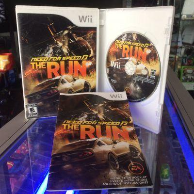 Videojuegos para consola Wii Need for Speed: The Run Ecuador Comprar Venden, Bonita Apariencia ideal para los fans, practica, Hermoso material de papel Color como en la imagen Estado usado