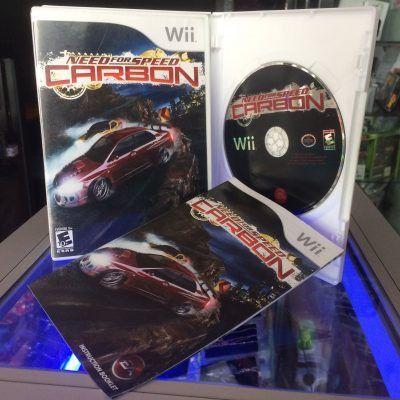 Videojuegos para consola Wii Need for Speed: Carbon Ecuador Comprar Venden, Bonita Apariencia ideal para los fans, practica, Hermoso material de papel Color como en la imagen Estado usado