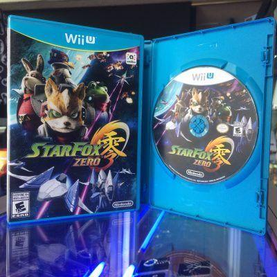 Videojuegos para consola Wii U Star Fox Zero 3 Ecuador Comprar Venden, Bonita Apariencia ideal para los fans, practica, Hermoso material de papel Color como en la imagen Estado usado