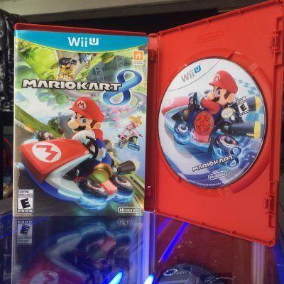 Videojuegos para consola Wii U Mario Kart 8 Ecuador Comprar Venden, Bonita Apariencia ideal para los fans, practica, Hermoso material de papel Color como en la imagen Estado usado