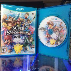 Videojuegos para consola Wii U - Super Smash Bros for Wii U Ecuador Comprar Venden, Bonita Apariencia ideal para los fans, practica, Hermoso material de papel Color como en la imagen Estado usado