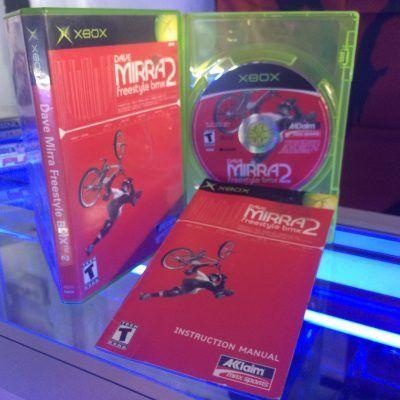 Videojuegos para consola Xbox Dave Mirra 2 Freestyle BMX Ecuador Comprar Venden, Bonita Apariencia ideal para los fans, practica, Hermoso material de papel Color como en la imagen Estado usado