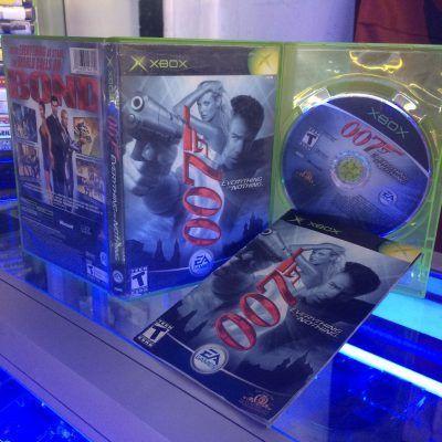Videojuegos para consola Xbox 007 Everything or nothing Ecuador Comprar Venden, Bonita Apariencia ideal para los fans, practica, Hermoso material de papel Color como en la imagen Estado usado
