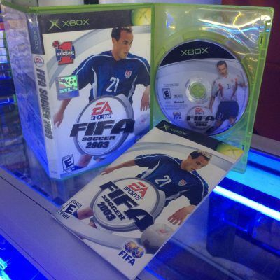 Videojuegos para consola Xbox FIFA Soccer 2003 Ecuador Comprar Venden, Bonita Apariencia ideal para los fans, practica, Hermoso material de papel Color como en la imagen Estado usado