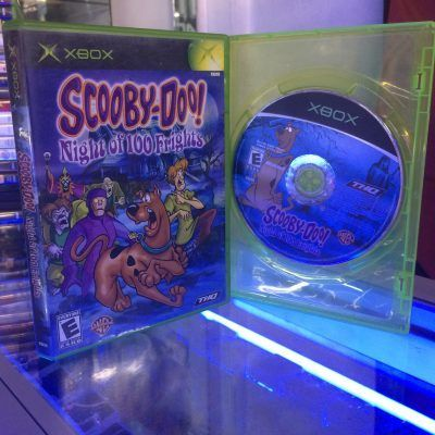 Videojuegos para consola Xbox Scooby Doo: Night of 100 Frights Ecuador Comprar Venden, Bonita Apariencia ideal para los fans, practica, Hermoso material de papel Color como en la imagen Estado usado
