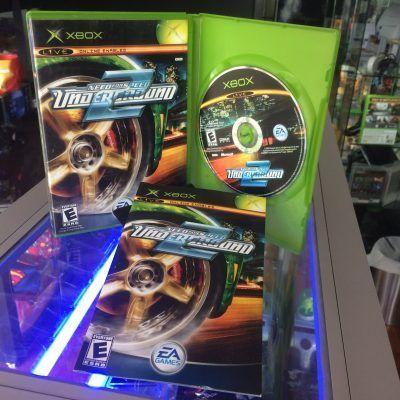 Videojuegos para consola Xbox Need for Speed: Underground 2 Ecuador Comprar Venden, Bonita Apariencia ideal para los fans, practica, Hermoso material de papel Color como en la imagen Estado usado