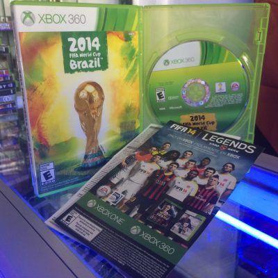Videojuegos para consola Xbox 360 FIFA World Cup Brazil 2014 Ecuador Comprar Venden, Bonita Apariencia ideal para los fans, practica, Hermoso material de papel Color como en la imagen Estado usado