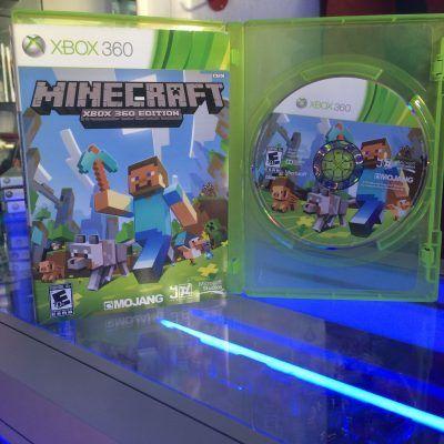 Videojuegos para consola Xbox 360 Minecraft Xbox 360 Edition Ecuador Comprar Venden, Bonita Apariencia ideal para los fans, practica, Hermoso material de papel Color como en la imagen Estado usado