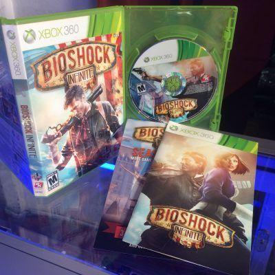 Videojuegos para consola Xbox 360 Bioshock Infinite Ecuador Comprar Venden, Bonita Apariencia ideal para los fans, practica, Hermoso material de papel Color como en la imagen Estado usado