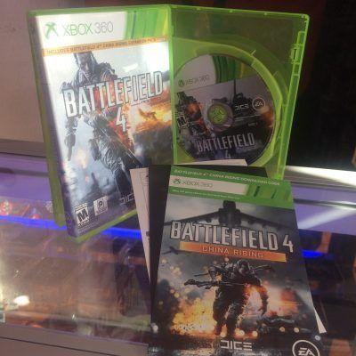 Videojuegos para consola Xbox 360 Battefield 4 Ecuador Comprar Venden, Bonita Apariencia ideal para los fans, practica, Hermoso material de papel Color como en la imagen Estado usado