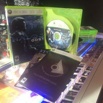 Videojuegos para consola Xbox 360 Halo 3 ODST Ecuador Comprar Venden, Bonita Apariencia ideal para los fans, practica, Hermoso material de papel Color como en la imagen Estado usado