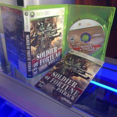 Videojuegos para consola Xbox 360 Soldier of Fortune Payback Ecuador Comprar Venden, Bonita Apariencia ideal para los fans, practica, Hermoso material de papel Color como en la imagen Estado usado