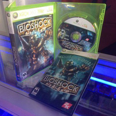 Videojuegos para consola Xbox 360 Bioshock Ecuador Comprar Venden, Bonita Apariencia ideal para los fans, practica, Hermoso material de papel Color como en la imagen Estado usado