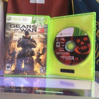 Videojuegos para consola Xbox 360 Gears of War 3 Ecuador Comprar Venden, Bonita Apariencia ideal para los fans, practica, Hermoso material de papel Color como en la imagen Estado usado