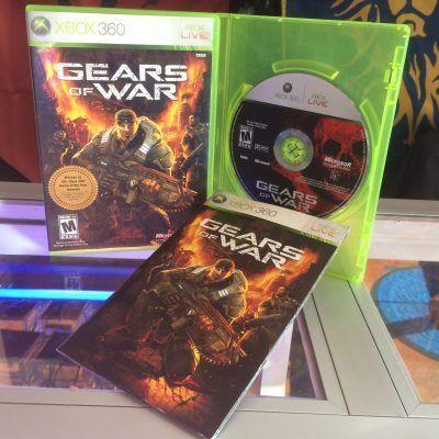 Videojuegos para consola Xbox 360 Gears of War Ecuador Comprar Venden, Bonita Apariencia ideal para los fans, practica, Hermoso material de papel Color como en la imagen Estado usado