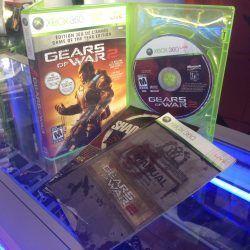 Videojuegos para consola Xbox 360 Gears of War 2 Ecuador Comprar Venden, Bonita Apariencia ideal para los fans, practica, Hermoso material de papel Color como en la imagen Estado usado