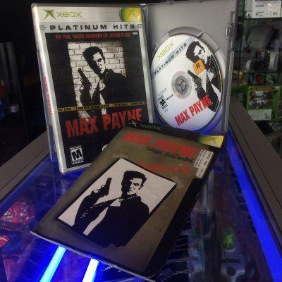 Videojuegos para consola Xbox Max Payne Ecuador Comprar Venden, Bonita Apariencia ideal para los fans, practica, Hermoso material de papel Color como en la imagen Estado usado