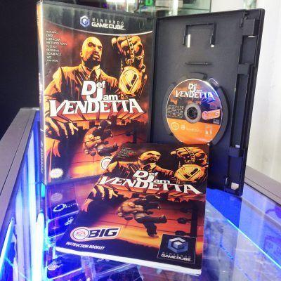 Videojuegos para consola GameCube Def Jam Vendetta Ecuador Comprar Venden, Bonita Apariencia ideal para los fans, practica, Hermoso material de papel Color como en la imagen Estado usado