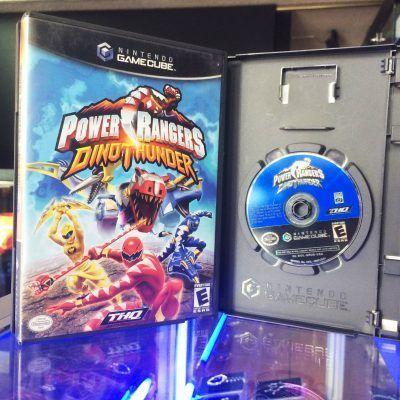 Videojuegos para consola GameCube Power Rangers Dinothunder Ecuador Comprar Venden, Bonita Apariencia ideal para los fans, practica, Hermoso material de papel Color como en la imagen Estado usado