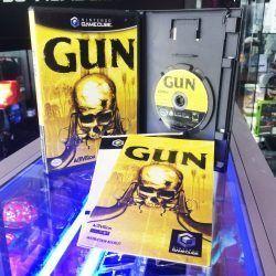 Videojuegos para consola GameCube Gun Ecuador Comprar Venden, Bonita Apariencia ideal para los fans, practica, Hermoso material de papel Color como en la imagen Estado usado