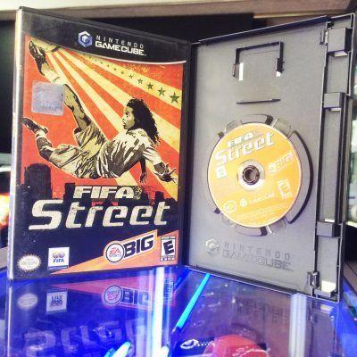 Videojuegos para consola GameCube FIFA Street Ecuador Comprar Venden, Bonita Apariencia ideal para los fans, practica, Hermoso material de papel Color como en la imagen Estado usado
