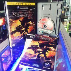 Videojuegos para consola GameCube Shadow the hedgehog Ecuador Comprar Venden, Bonita Apariencia ideal para los fans, practica, Hermoso material de papel Color como en la imagen Estado usado