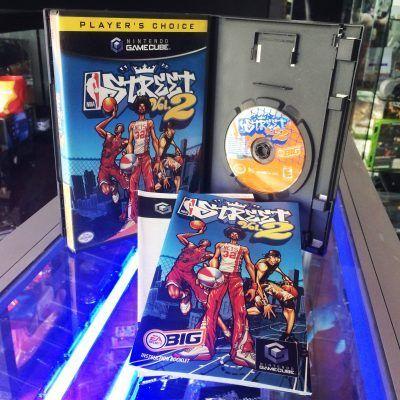 Videojuegos para consola GameCube NBA Street Vol. 2 Ecuador Comprar Venden, Bonita Apariencia ideal para los fans, practica, Hermoso material de papel Color como en la imagen Estado usado