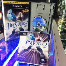 Videojuegos para consola GameCube Time Splitters 2 Ecuador Comprar Venden, Bonita Apariencia ideal para los fans, practica, Hermoso material de papel Color como en la imagen Estado usado
