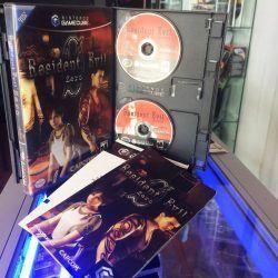Videojuegos para consola GameCube Resident Evil 2 Ecuador Comprar Venden, Bonita Apariencia ideal para los fans, practica, Hermoso material de papel Color como en la imagen Estado usado