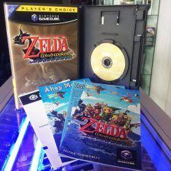 Videojuegos para consola GameCube The Legend of Zelda Wind Waker Ecuador Comprar Venden, Bonita Apariencia ideal para los fans, practica, Hermoso material de papel Color como en la imagen Estado usado